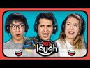 YouTubers React to Try to Watch This Without Laughing or Grinning #15