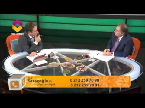 Prof. Saraçoğlu ile Hayat ve Sağlık 1.Bölüm - TRT DİYANET
