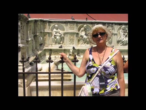 Италия. Тоскана. Сиена и Сан Джиминьяно. Italy. Tuscany. Siena and San Gimignano