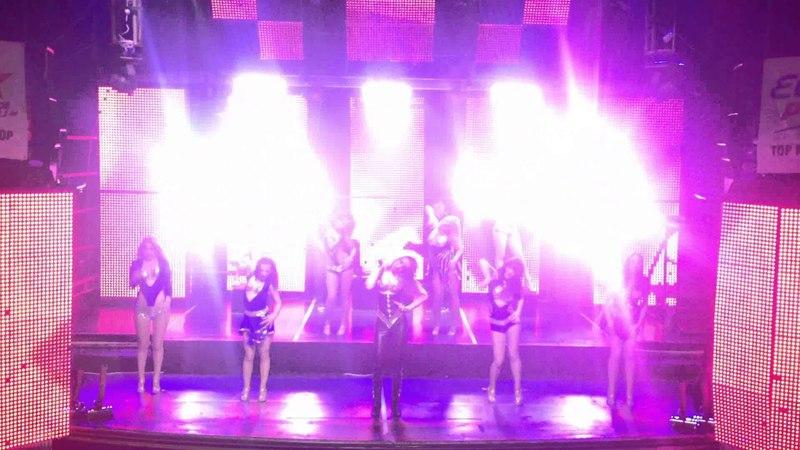 шоу лаборатории танцев PASHA-2309 1 действие 3 часть