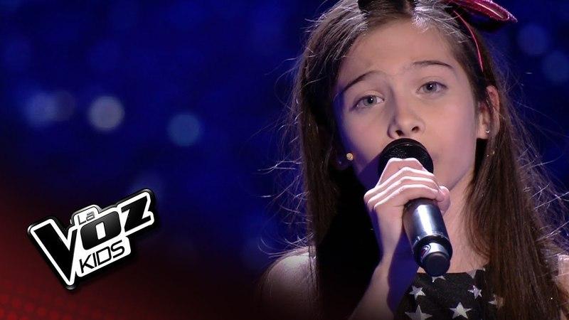 Melani gana La Voz Kids: