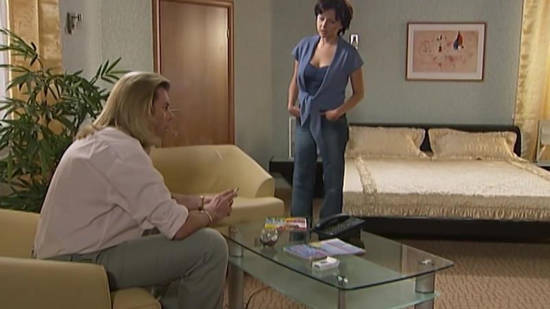 Сериал Ангел хранитель 2006 2007 3 серия