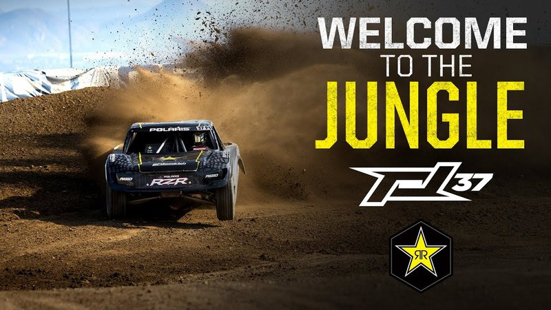 Welcome to the Jungle | 2018 Team RJ37 Livery launch