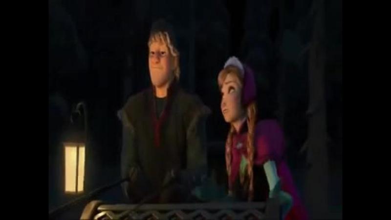 Анна и Кристоф: всё это не важно когда это - любовь.