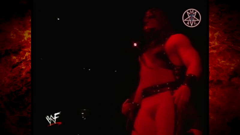 Kane Chokeslams Tombstones Dok Hendrix Raw 02.16.1998