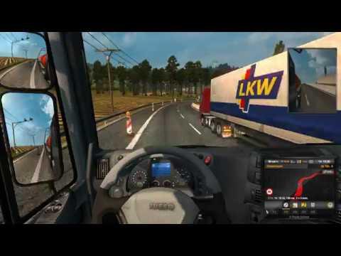 Горячие химикаты 20т из Глазго в Аберден 18 - Euro Truck Simulator 2