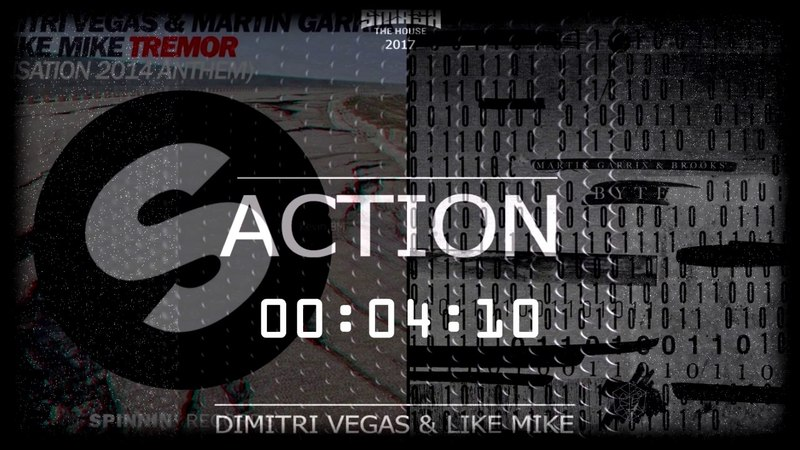 Tremor - Lalala - Action - Byte (Mashup) - Martin Garrix, Dimitri Vegas Like Mike, Brooks