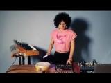 Giorgia Angiuli gives us some great vibrations