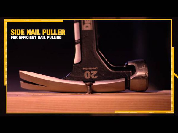 DEWALT One-Piece Steel Hammer