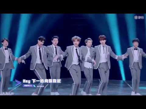 蔡徐坤 Cai Xukun - Idol Producer Theme Song Ei Ei【Cut】