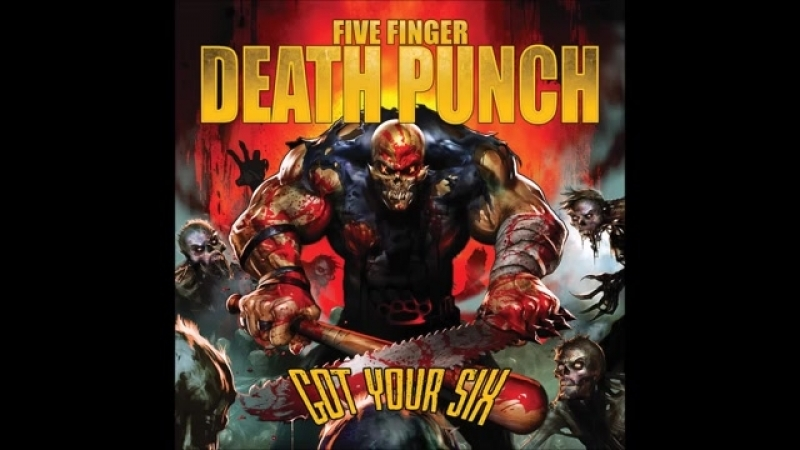 FIVE FINGER DEATH PUNCH - Jekyll and Hyde