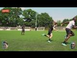 Usain Bolt Speed Challenge