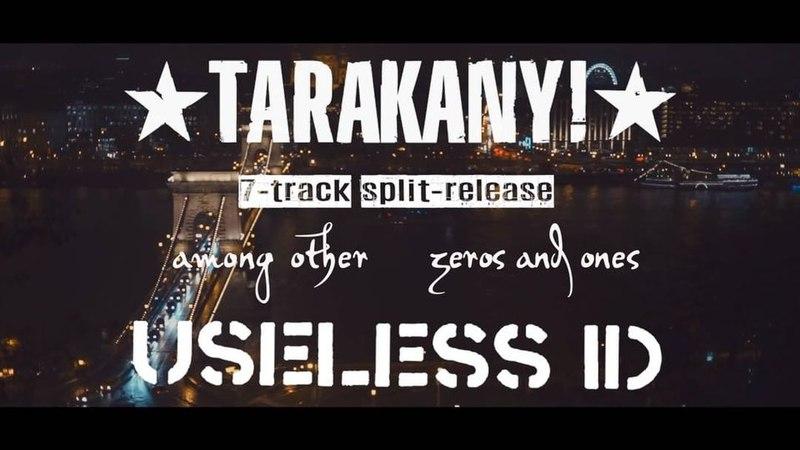 """Tarakany! on Instagram: """"20 апреля во всем мире состоится релиз сплит-альбома Useless ID / Тараканы!"""