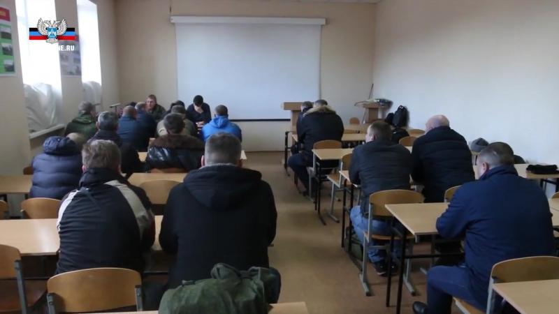 Военкоматы ДНР продолжают набирать добровольцев в ряды ВС ДНР