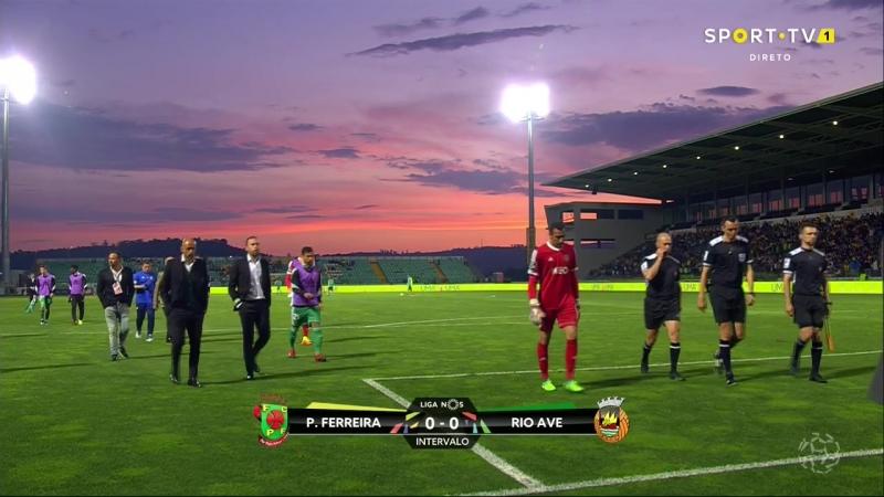 Чемпионат Португалии 2017-18 / 33 тур / Пасуш де Феррейра - Риу Ави