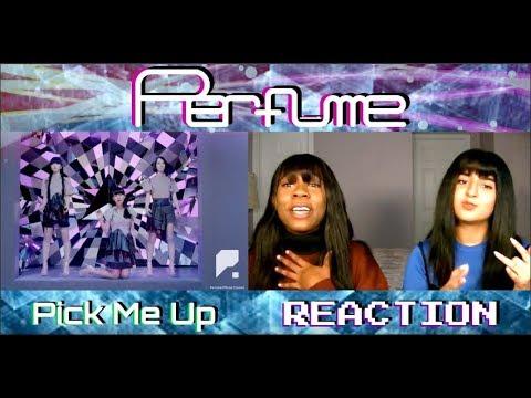 Perfume 「Pick Me Up」Reaction || ASHANDSEEMS