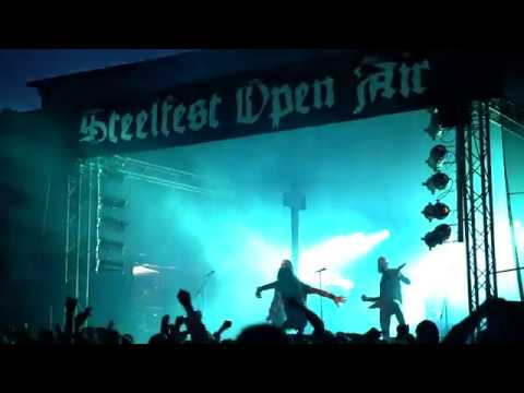 Moonsorrow, live at Steel Fest Open Air 2018