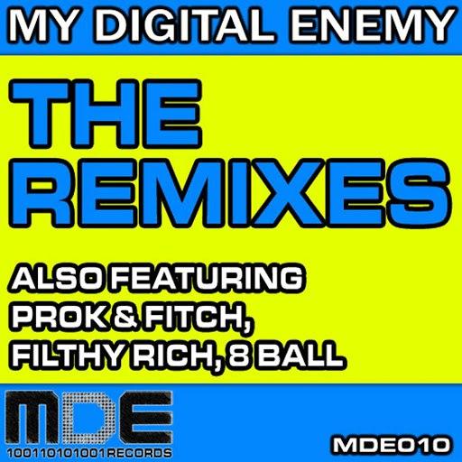 My Digital Enemy альбом The Remixes