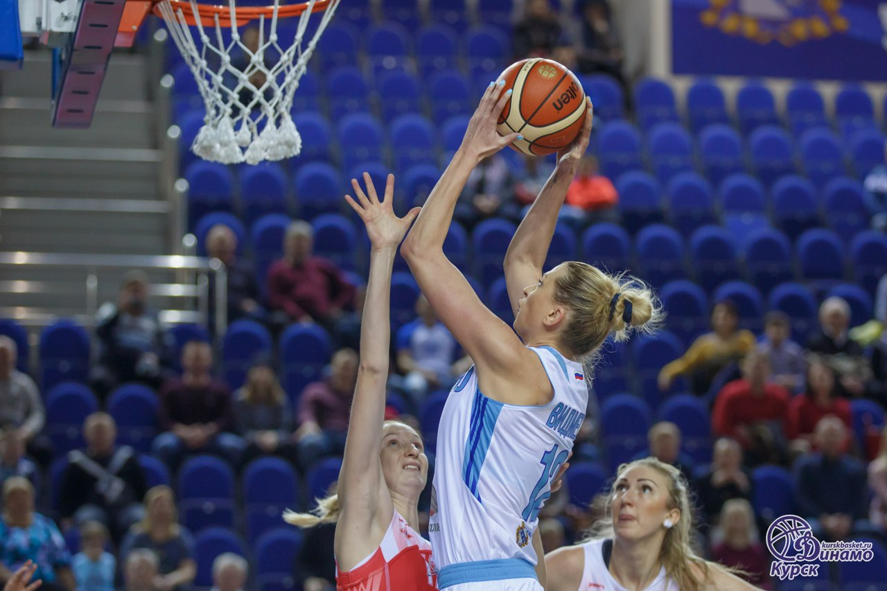 Курское «Динамо» начало год с двух побед