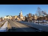 Прогулка по нижней набережной Ангары в Иркутске