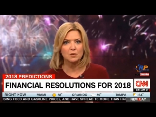 CNN Panel Predicts Americans Have More Trouble With a New BIZARRE Year of Trump Administration