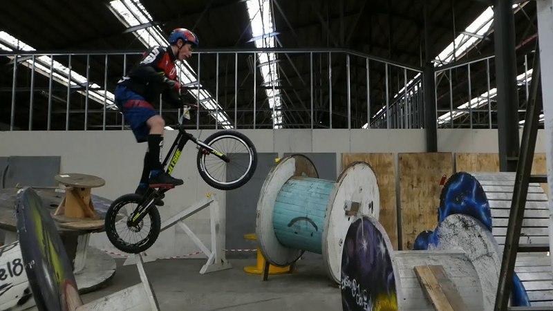 Viborg TrialJam And C1 Biketrial Competition