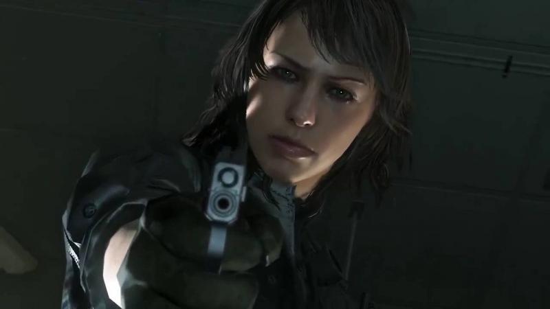 Metal Gear Solid V: The Phantom Pain 1 «Алмазные псы»