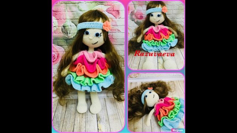 Интерьерная кукла Эмили