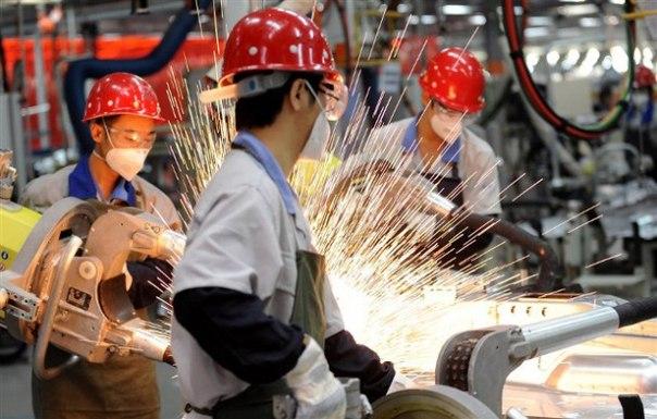 Китайская промышленность с начала года нарастила прибыль почти на четв