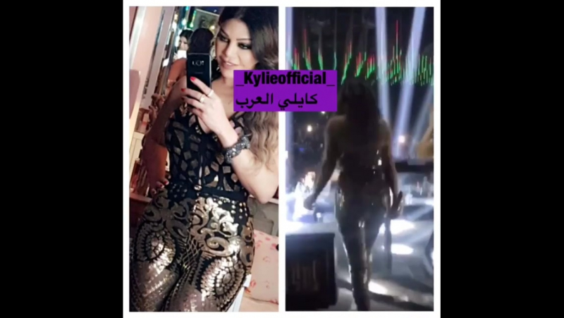 The queen of Stage haifawehbe