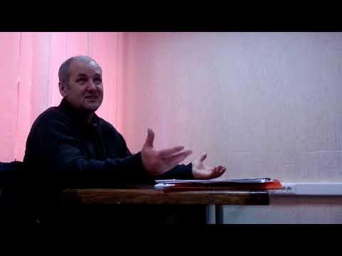 Встреча христиан города Висагинас 8 апреля 2018 год