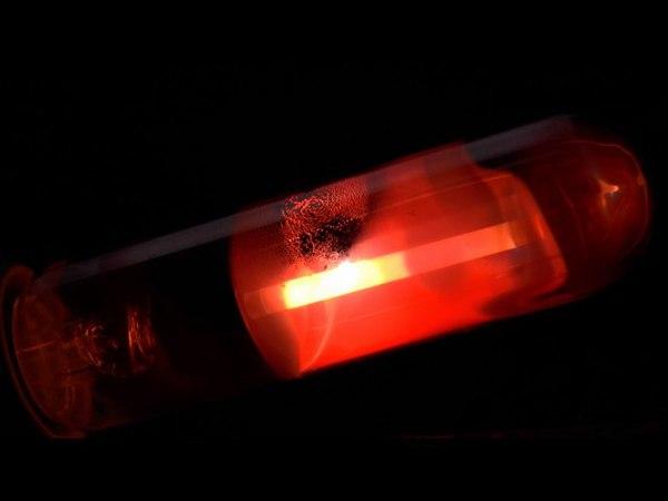 EOL - killing high pressure sodium lamp Philips 70W
