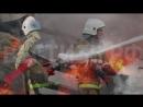 В Вологде из за короткого замыкания горел жилой аварийный дом