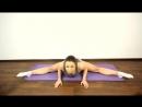 SLs Как быстро сесть на шпагат! Лучшее- пошаговое видео обучение. День 1