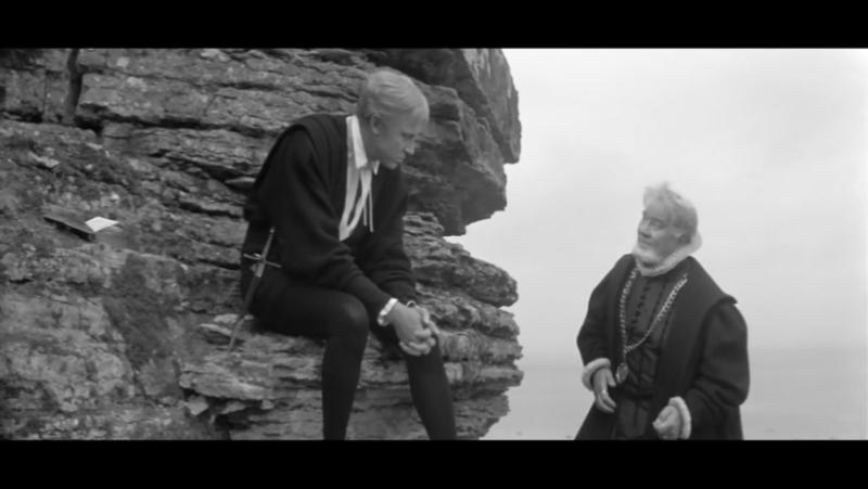 Уильям Шекспир. Фильм Григория Козинцева - Гамлет 1964 г.