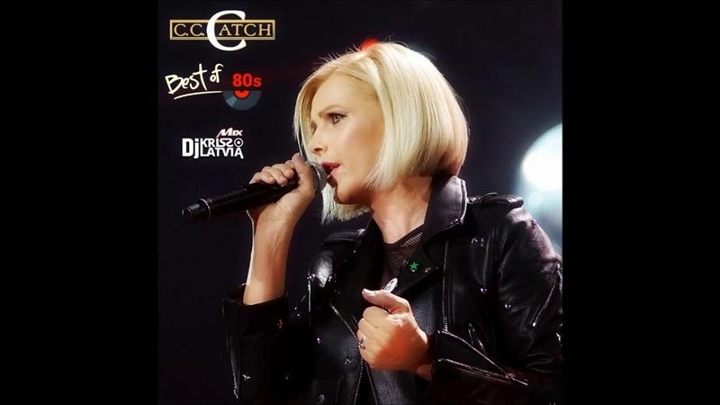 C.C. Catch best of 80's original mix Dj Kriss Latvia