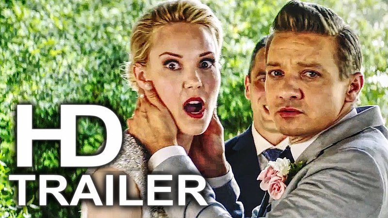 TAG Trailer 1 NEW (2018) Jeremy Renner, Isla Fisher Comedy Movie HD