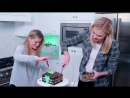 Making a Camo Cake with Karlie Kloss! _green_heart_ ( 1080 X 1920 ).mp4