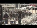 Война в Сирии. САА в пригороде Дамаска