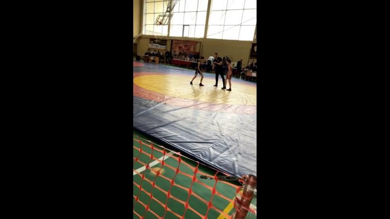 XVI международный турнир по греко-римской борьбе (Альфа)