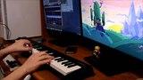 Korg Micro Key 61 Test. Summer Joe Hisaishi
