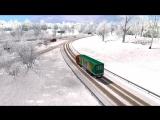 Ламповый стрим #52 Euro Truck Simulator 2 winter #streamlive