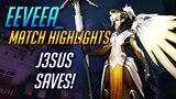 J3SUS SAVES - Last Match of S6 EeveeA_ Match Highlights