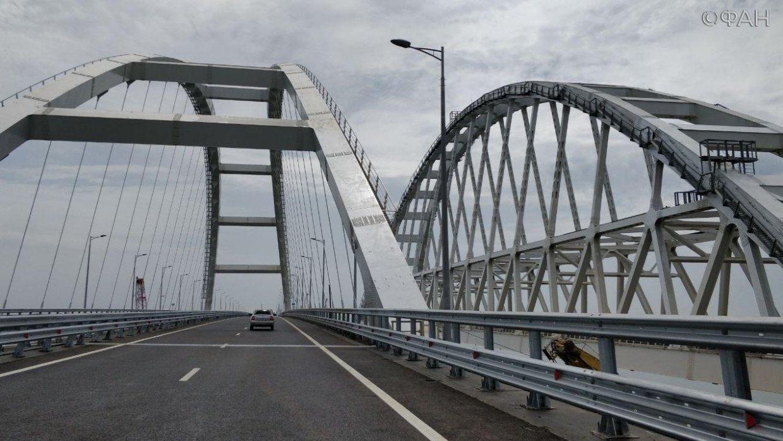 В Киеве заявили, что Крымский мост принадлежит Украине