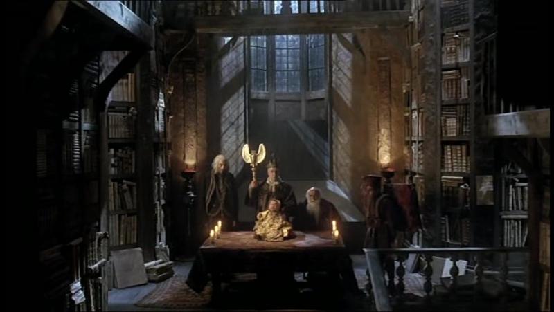 «Тёмное королевство» Часть 1 (2000) - фэнтези. Энди Уилсон