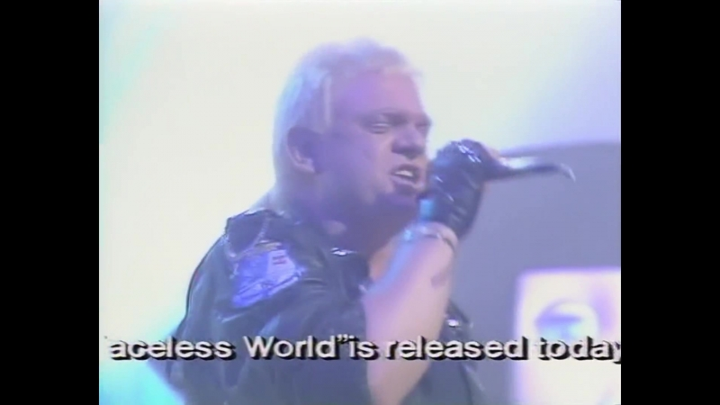 U.D.O. - Heart of Gold - 1989 - Live in Hitstudio - Full HD 1080p - группа Рок Т