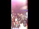 DJ Antoni Mix and MC Stish