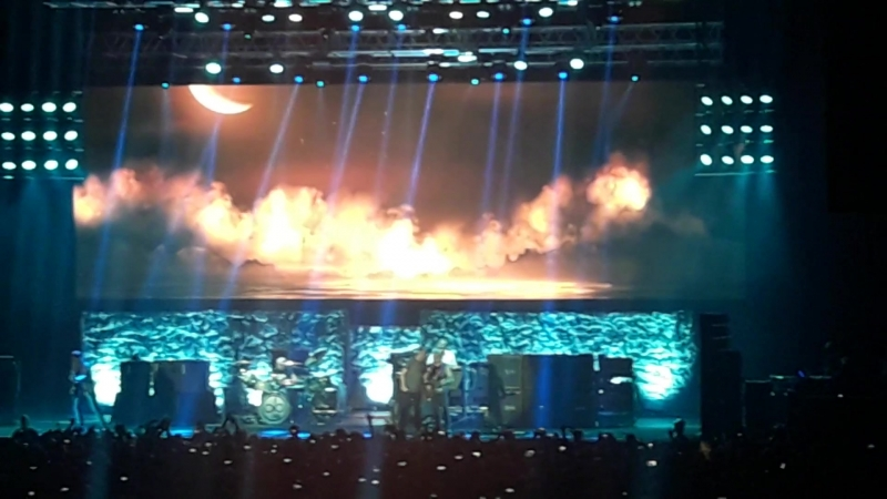 Deep Purple 50 лет на сцене Рига 03 06 2018 Space Truckin' Smoke on the water