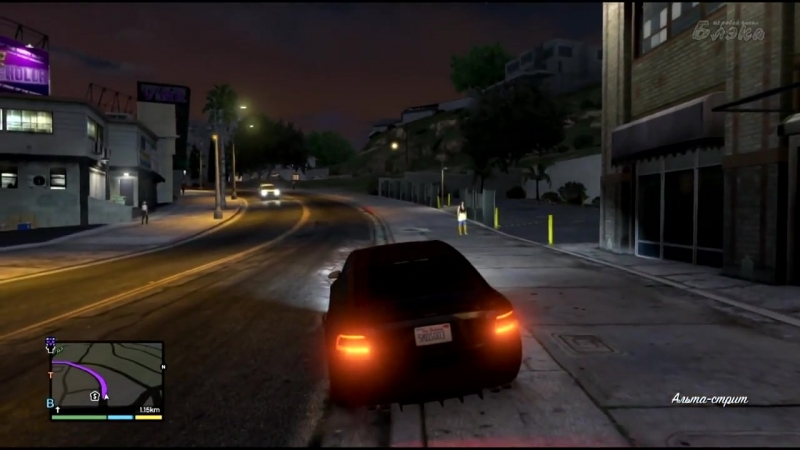 Grand Theft Auto 5 – 22 – Инопланетяне и планета обезьян