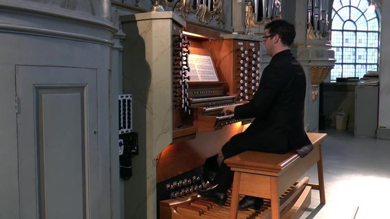 608 J. S. Bach - In dulci jubilo (Orgelbüchlein No. 10), BWV 608 - Ulf Norberg